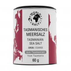 Tasmanische Meersalzflocken - grob - World of Salt