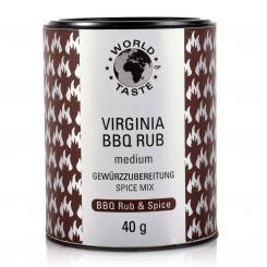 Virginia BBQ Rub - World of Taste
