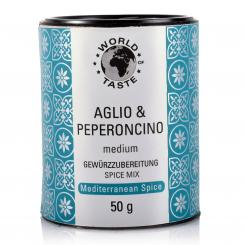 Aglio & Peperoncino - World of Taste