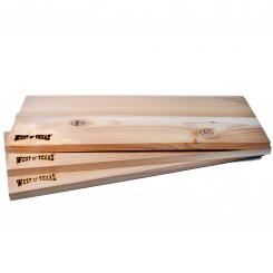 West of Texas® Grilling plank (3er-Pack)