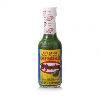 El Yucateco Chile Habañero Green Hot Sauce
