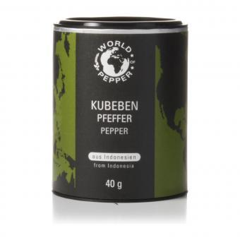 Kubebenpfeffer - World of Pepper