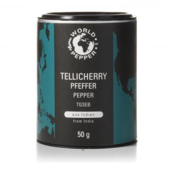 Tellicherry Pfeffer - World of Pepper