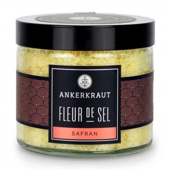 Ankerkraut Fleur de Sel Safran im Tiegel       (1 VPE = 4 Tiegel)