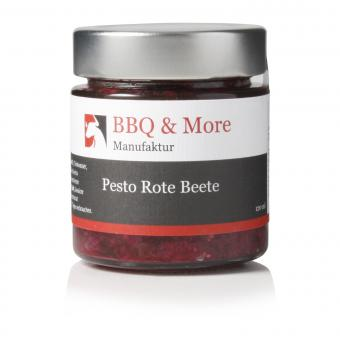BBQ & More Pesto Rote Beete