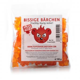 Bissige Bärchen Habanero-Orange