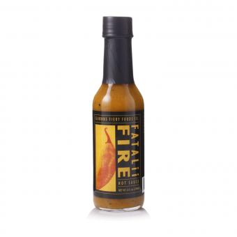 CaJohns Fatalii Fire Hot Sauce