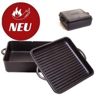 Camp Chef Square Dutch Oven DO-13S