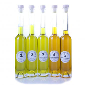 Chili Olive Oil Set artePiccante