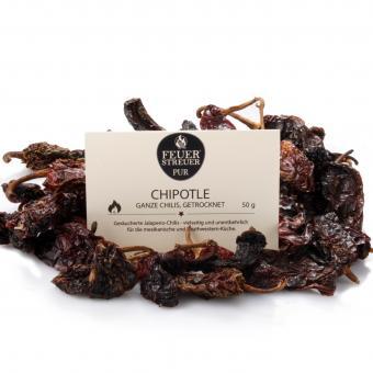 Chipotle-Chilis, getrocknet 50g
