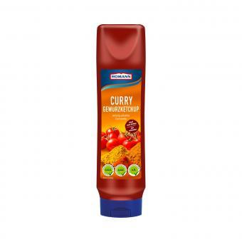 Homann Curry-Gewürz Ketchup