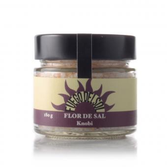Flor de Sal mit Knobi - Fuego del Sol