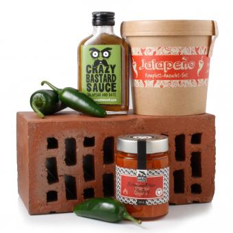 Gift Set 'Jalapeno Love'