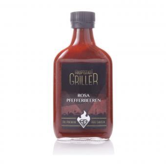 Hauptstadtgriller - BBQ Pink Pepper Sauce