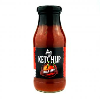 Fireland's Hard & Heavy Ketchup 250ml