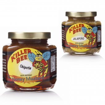 Killer Bee Honey Mustard Duo