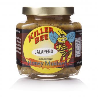 Killer Bee Jalapeno Honey Mustard