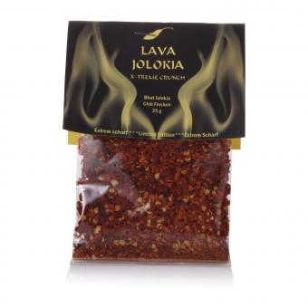 Lava Jolokia X-Treme Crunch 25g