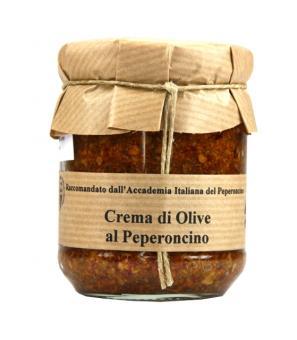 Crema di Olive al Peperoncino