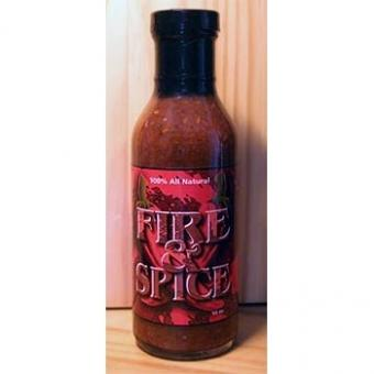 Fire and Spice Hot Sauce