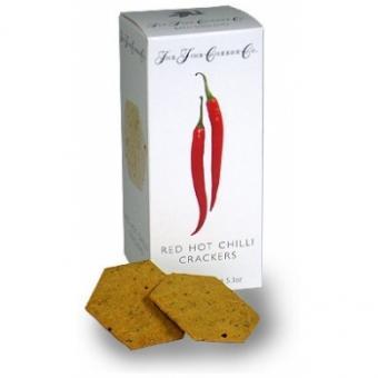 Red Hot Chili Crackers