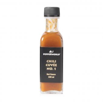 Pepperworld Cuvee No. 1 Hot Sauce