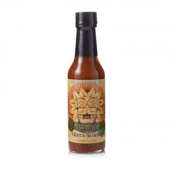 Oaxacan Habanero Hot Sauce