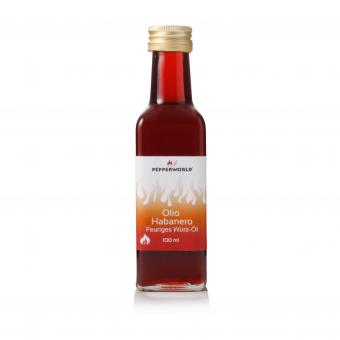 Olio Habanero 100 ml