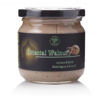 Oriental Walnut Brotaufstrich