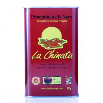 Pimenton de la Vera, mild stock pack 750 g