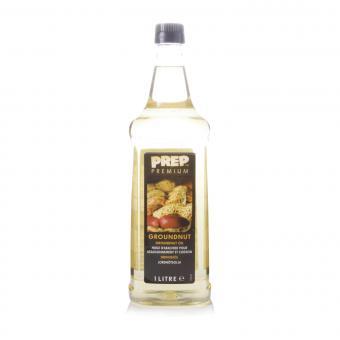 PREP Premium Erdnussöl, geröstet 1l