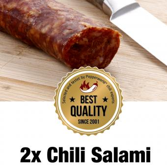 HOT Chili Salami DUO Habanero