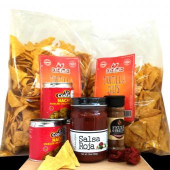 Snack-Set Nachos Libre