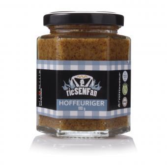 rieSENFan HofFeuriger, Hausmacher Weißwurst Senf