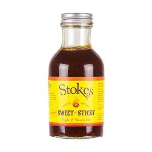Stokes BBQ Sauce Sweet & Sticky