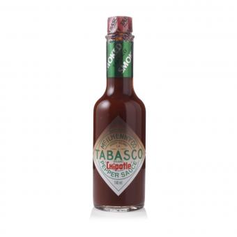 Tabasco Chipotle Pepper Sauce 140 ml