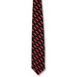 "Chili-Krawatte ""Naga/Bhut Jolokia"""