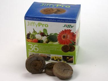 Jiffy-7 Torf-Quelltöpfe 36 Stück