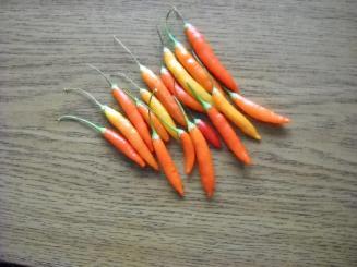 Aji Ethiopian Fire Chilli Seeds