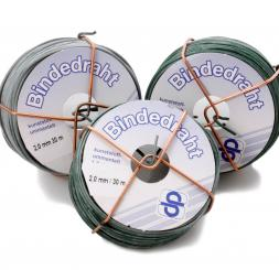 Pack of 3 binding wires 30 m