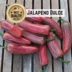 Jalapeño Dulce Chilisamen