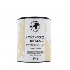 Afrikanisches Perlensalz - grob - World of Salt