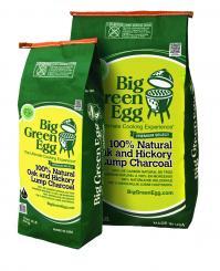 Big Green Egg Premium Organic Lump Charcoal