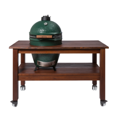 Big Green Egg Royal Mahagony Table