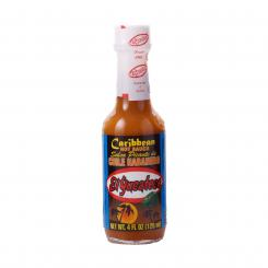 El Yucateco Caribbean Chile Habañero Hot Sauce
