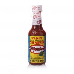 El Yucateco Chile Habañero Red Hot Sauce