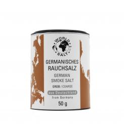 Germanic Smoke Salt - coarse