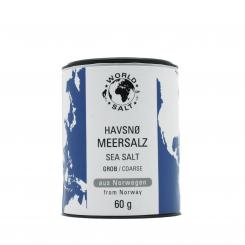 Havsnö sea salt flakes - coarse
