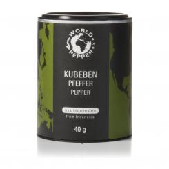 Kubebe pepper - World of Pepper