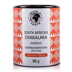 South African Chakalaka - World of Taste
